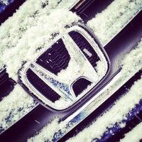 Photo taken at Scott Honda by Scott H. on 12/29/2012