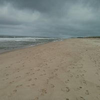 Photo taken at Nauset Beach by Trevor J. on 5/25/2013