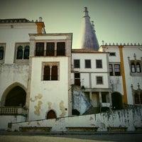 Foto tomada en Palácio Nacional de Sintra por Ruth D. el 5/3/2013