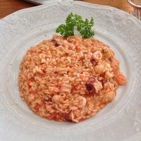Photo taken at Gaiana Restaurante by Karina L. on 1/27/2013