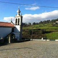 Photo taken at Padreiro (Santa Cristina) by Rui M. on 2/14/2013