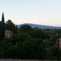 Photo taken at Mont Ventoux by Elthon N. on 7/17/2014