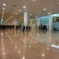 Foto tomada en Terminal 1 por Aurora D. el 4/2/2013
