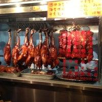 Photo taken at 102 Noodles Town 永旺飯店 by Ryan M. on 11/25/2012