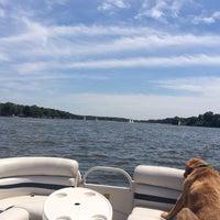 Photo taken at Lake Freeman by Shawn D. on 6/7/2014