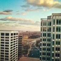 Photo taken at Hyatt Arlington by Loren S. on 2/17/2013