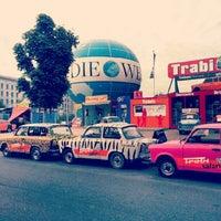 Das Foto wurde bei Trabi-Safari / Trabi-World von Berat Y. am 9/28/2012 aufgenommen