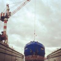 Photo taken at Yardgem Shipping Inc.-Yardgem Docks by Berat Y. on 1/30/2017