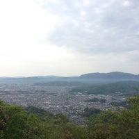 Photo taken at 眉山公園 by Keisuke H. on 4/28/2017
