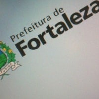 Photo taken at SETFOR - Secretaria de Turismo de Fortaleza by Marcos Vinithius M. on 12/26/2012
