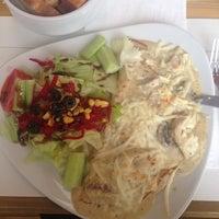 Photo taken at Harman Cafe by Tugce Oz on 9/17/2013