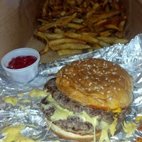 Photo taken at Five Guys by Charles W. on 12/9/2012