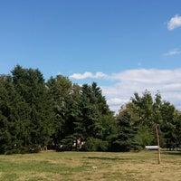 Photo taken at Градинката пред хотел Маринела by Silvina F. on 9/5/2017