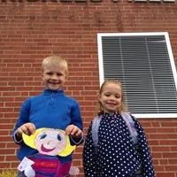 Photo taken at Nickelsville Elementary School by Brandon B. on 4/28/2014