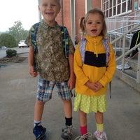 Photo taken at Nickelsville Elementary School by Brandon B. on 9/26/2013