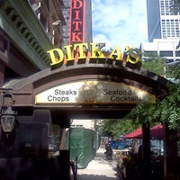 Photo taken at Ditka's by Kevin L. on 6/26/2013