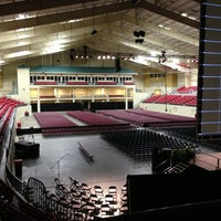 Photo taken at Cabarrus Arena & Events Center by Kevin L. on 6/7/2013