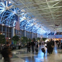 Photo taken at Charlotte Douglas International Airport (CLT) by Kevin L. on 4/24/2013