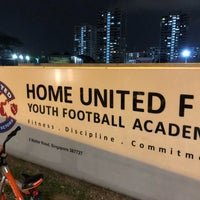 Photo taken at Home United FC, Youth Football Academy by Vincent F. on 12/20/2017