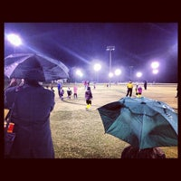 Photo taken at Starkville Soccer Complex by Lisa M. on 11/6/2012