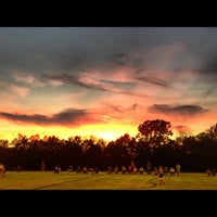 Photo taken at Starkville Soccer Complex by Lisa M. on 10/22/2012