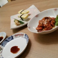 Photo taken at Kiku Zakura by Andi T. on 8/27/2014