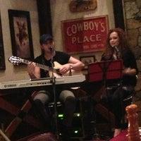 Photo taken at Rib Eye Steakhouse by Essa D. on 5/21/2013