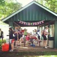 Photo taken at Centerburg Park by Kate D. on 6/8/2013