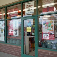Photo taken at Ace Hardware by MB Noble on 3/25/2013