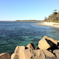 Photo taken at Murray's Beach by Vicky K. on 9/14/2012
