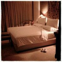 Photo taken at The Dharmawangsa Hotel by Bartian R. on 3/19/2013
