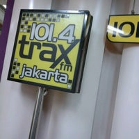 Photo taken at 101.4 Trax FM by Bartian R. on 10/23/2012