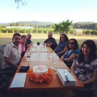 Photo taken at Unsworth Vineyards by Carlos M. on 7/5/2015