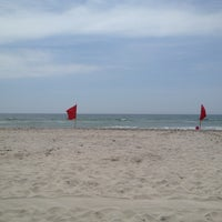 Photo taken at Robert Moses State Park Beach by Jason L. on 6/16/2013
