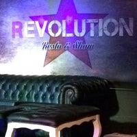 Photo taken at Revolution by Marina on 8/3/2014
