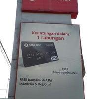 Photo taken at Bank OCBC NISP (Sudirman) by Yoga M. on 10/16/2013