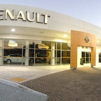 Photo taken at Nissul Renault by Jaffer D. on 11/9/2013