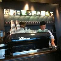 Photo taken at Fuel Espresso by Thomas M. on 1/24/2013