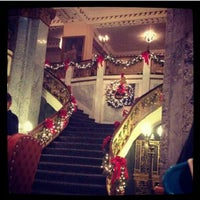 Photo taken at The Seelbach Hilton Louisville by Cheryl F. on 12/2/2012