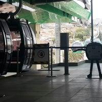 Photo taken at Mi Teleférico - Estacion 17 de Obrajes by José Arturo V. on 11/28/2014