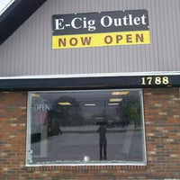 Photo taken at E-Cig Outlet by Jessica C. on 12/16/2013