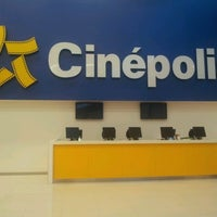 Photo taken at Cinépolis by Antonio G. on 12/21/2012
