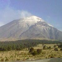 Foto tomada en Parque Nacional Iztaccíhuatl-Popocatépetl por Jeniffer O. el 4/8/2013