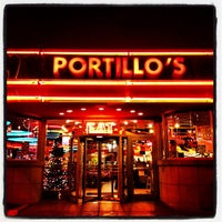 Photo taken at Portillo's by Aaron T. on 12/4/2012