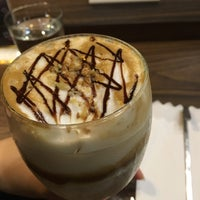 Photo taken at 湛盧咖啡 Zhanlu Coffee by pinkish97s_ on 4/16/2016