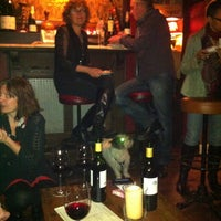 Photo taken at Town House Wine Bar by Glowco on 1/18/2013