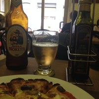 Photo taken at Pizzeria Meucci by Fred M. on 10/19/2013