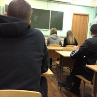 Photo taken at КСИ и ГХ by Artemka_jn on 12/17/2012