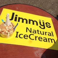 Photo taken at Jimmys natural icecream by Mattert on 5/5/2014