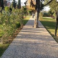 Photo taken at Manavgat Irmak Kenarı by Volkan Y. on 11/4/2012
